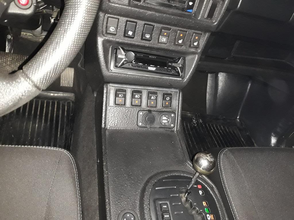 Техцентр Нива777 наши работы: Нива Бронто Тойота 3s-ge (9)