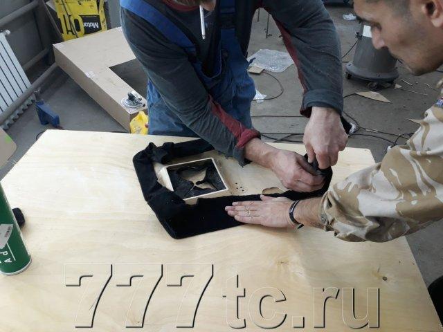 Техцентр Нива777 наши работы: Аудиосистема на Ниву (8)