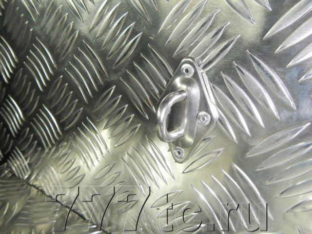 Техцентр Нива777 наши работы: Нива 2131 алюминий в багажник (12)