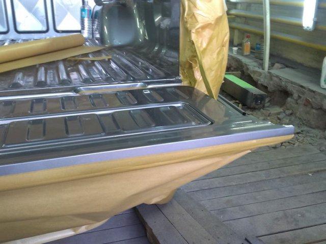 Техцентр Нива777 наши работы: Мицу L200 кузов в Раптор (12)