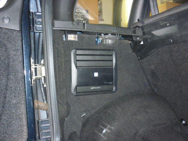 Установка аудио и видеосистем на Шевроле Ниву (9)