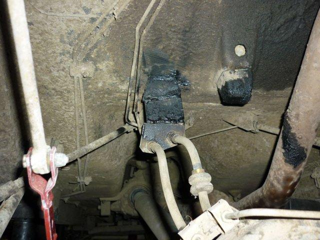 Лифт подвески Нива и Шевроле Нива для установки колес увеличенного диаметра 235/75R15 (29 дюймов) (6)
