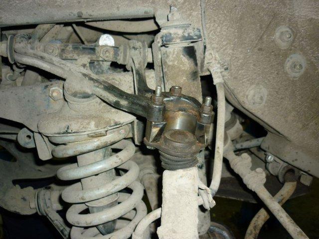 Лифт подвески Нива и Шевроле Нива для установки колес увеличенного диаметра 235/75R15 (29 дюймов) (5)