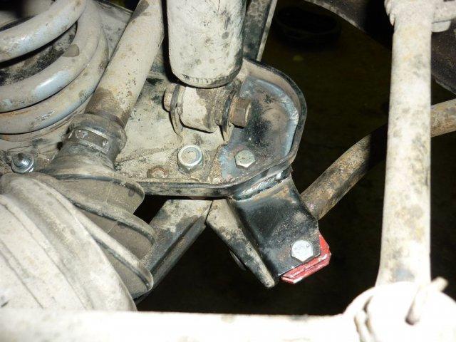 Лифт подвески Нива и Шевроле Нива для установки колес увеличенного диаметра 235/75R15 (29 дюймов) (3)