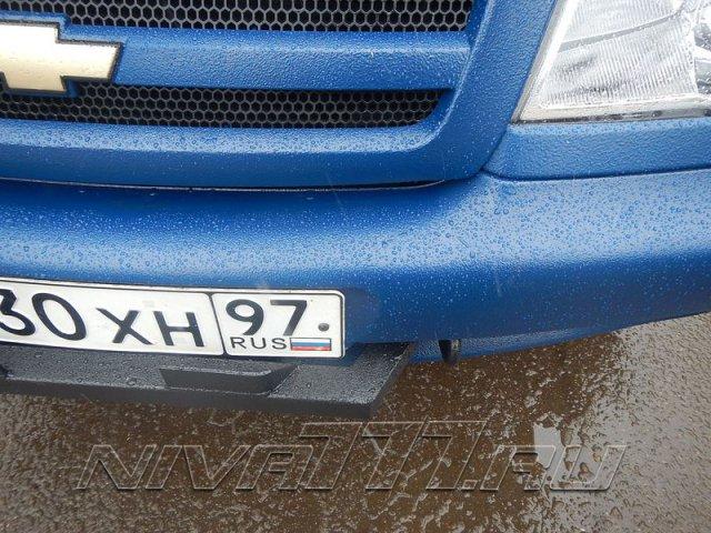 Техцентр Нива777 наши работы: Шнива Раптор синий металлик (14)