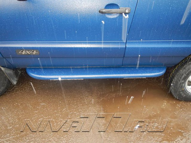 Техцентр Нива777 наши работы: Шнива Раптор синий металлик (8)