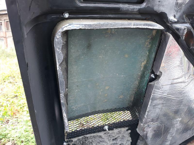 Установка второго (дополнительного) радиатора охлаждения на Ниву