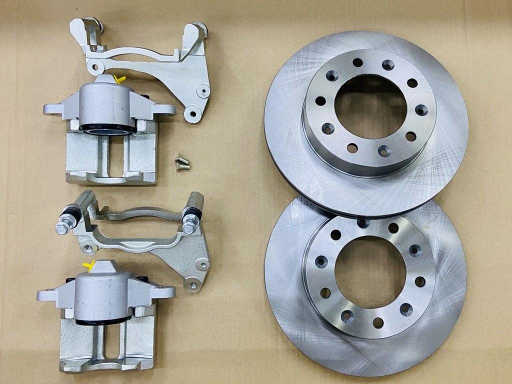 Передние вентилируемые на Ниву тормоза нового образца (1)