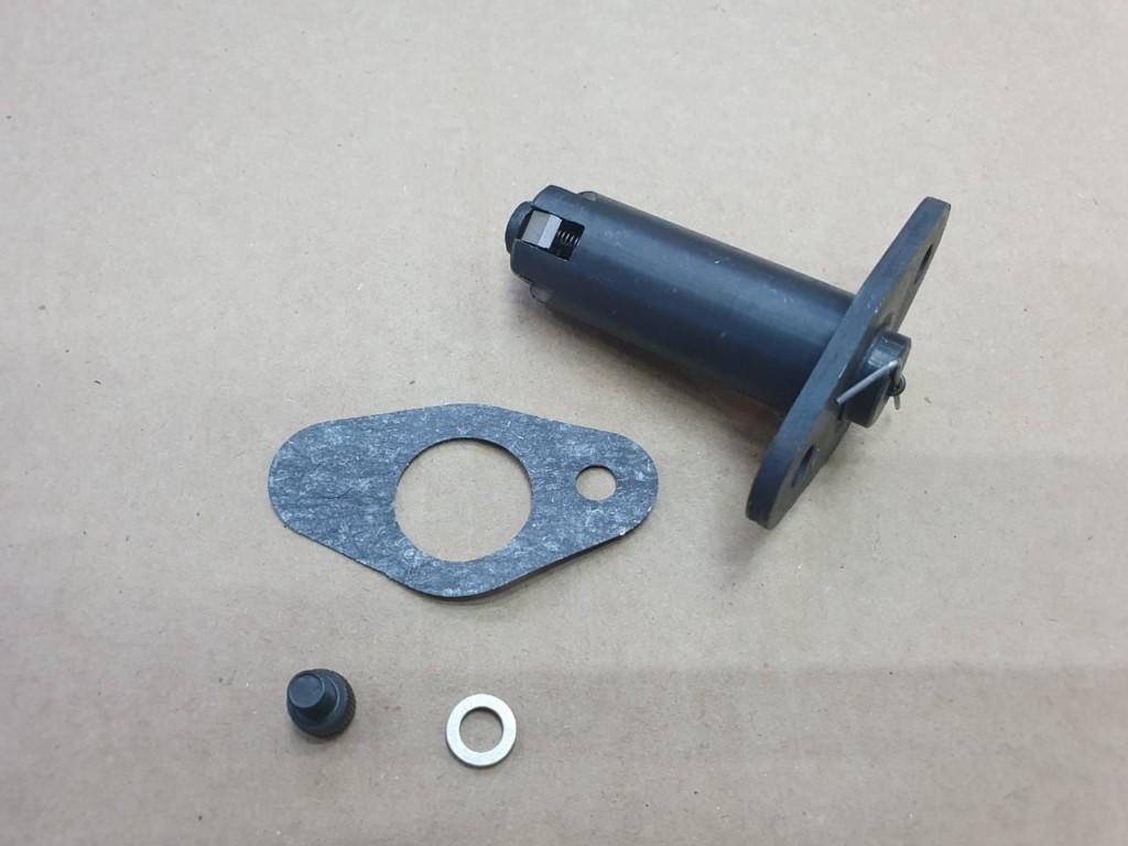 Замена гидравлического натяжителя цепи ГРМ Нивы и Шевроле Нивы на механический автомат (1)