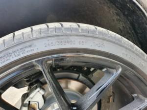 Техцентр Нива777 наши работы: Турбо Нива 0,5 Бар на 20 колёсах (10)