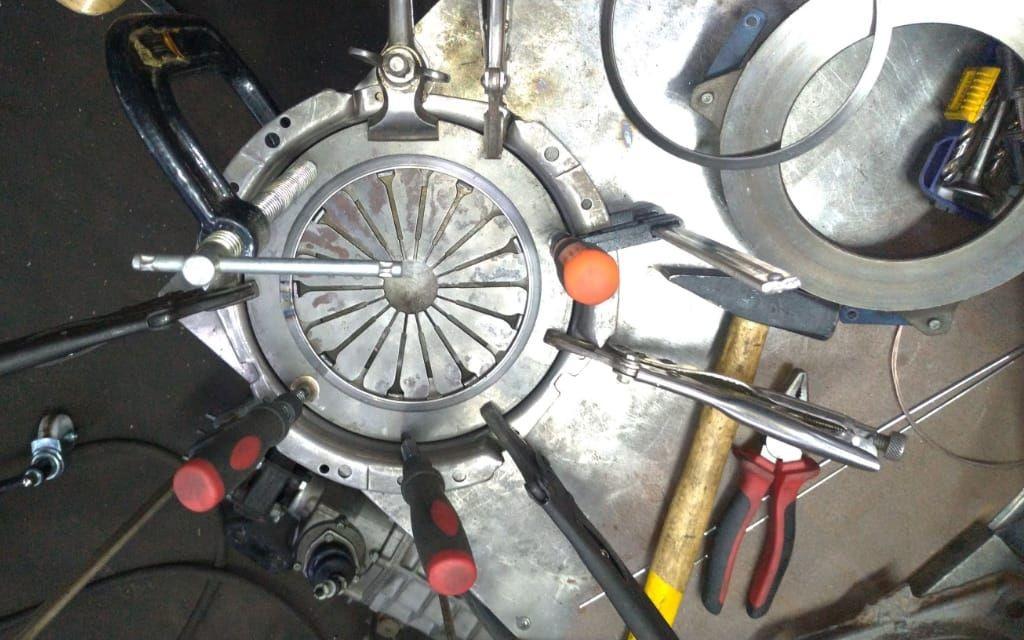 Сцепление усиленное для мощных мотор (4)