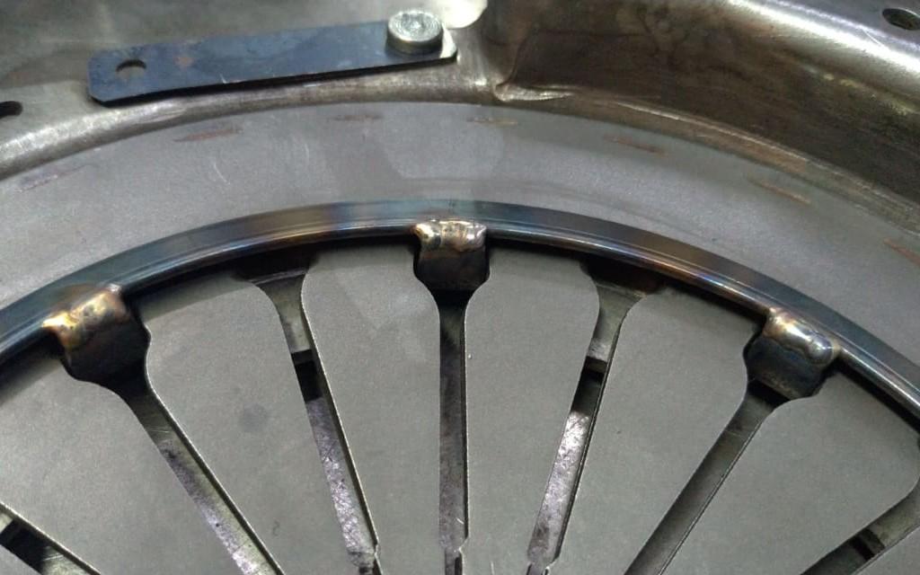Сцепление усиленное для мощных мотор (5)