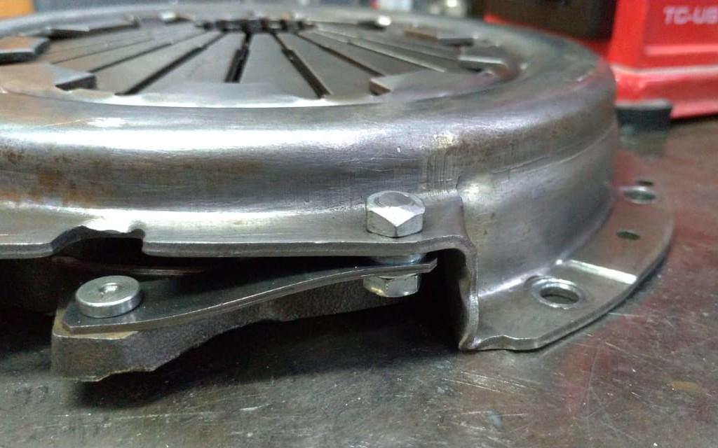 Сцепление усиленное для мощных мотор (6)